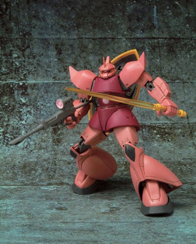 Image 3 for Kidou Senshi Gundam - MS-14S (YMS-14) Gelgoog Commander Type - Extended Mobile Suit in Action!! (Bandai)
