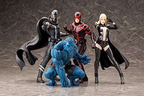 Image 4 for X-Men - Beast - Marvel NOW! - ARTFX+ - 1/10 (Kotobukiya)