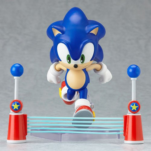 Image 3 for Sonic The Hedgehog - Sonic the Hedgehog - Nendoroid #214 (Good Smile Company)
