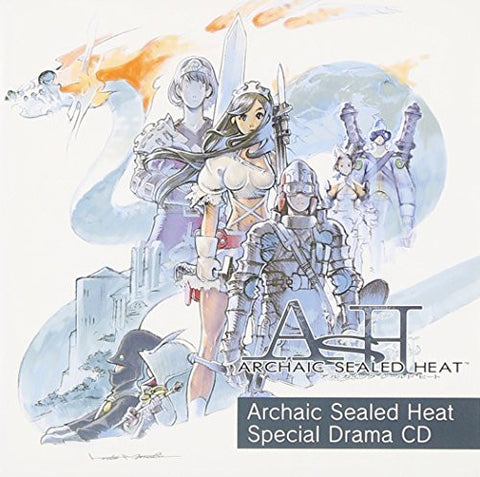 Image for A.S.H. -Archaic Sealed Heat- Special Drama CD