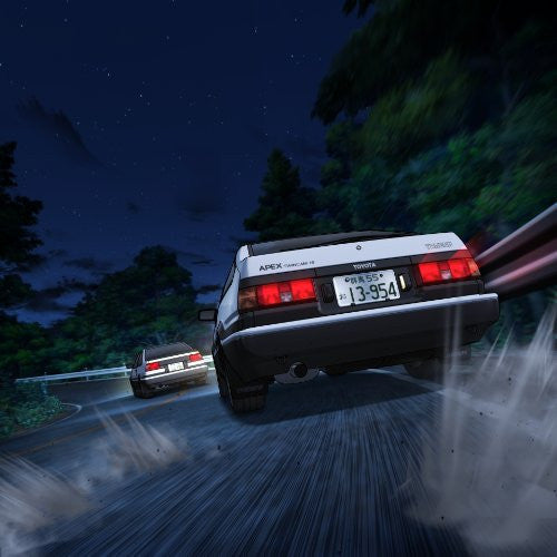 Image 7 for SUPER EUROBEAT presents Initial D Final D Selection