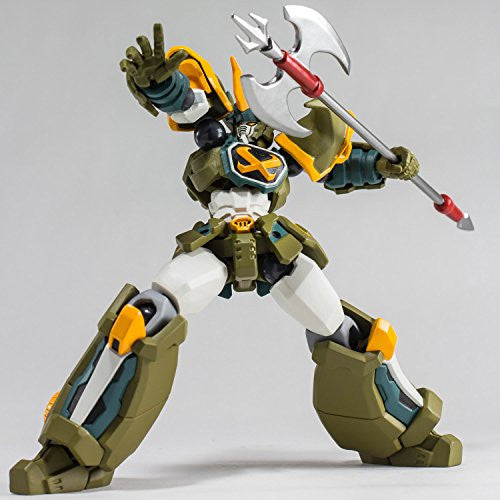 Image 5 for Sengoku Majin Go Shogun - Goshogun - Vulcanlog 008 - Real Form ver. (Sentinel, Union Creative International Ltd, Kaiyodo)