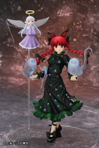 Image 1 for Touhou Project - Kaenbyou Rin - Zombie Fairy - 1/8