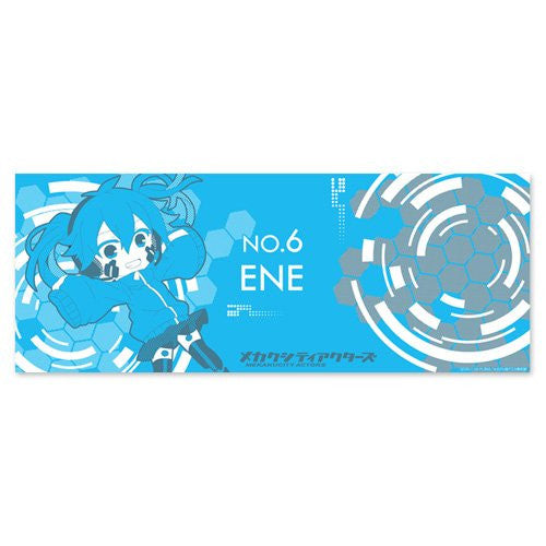 Image 1 for Mekaku City Actors - Ene - Tenugui - Towel (Hobby Stock)