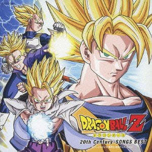 Image 1 for Dragon Ball Z 20th Century-SONGS BEST