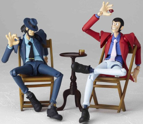 Image 8 for Lupin III - Lupin the 3rd - Revoltech - Legacy of Revoltech - No. 097 (Kaiyodo)