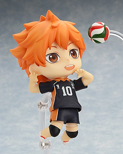 Image 4 for Haikyuu!! - Hinata Shouyou - Nendoroid #461 (Good Smile Company)