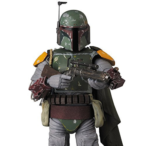 Image 6 for Star Wars - Boba Fett - Mafex No.025 - Return Of The Jedi ver. (Medicom Toy)