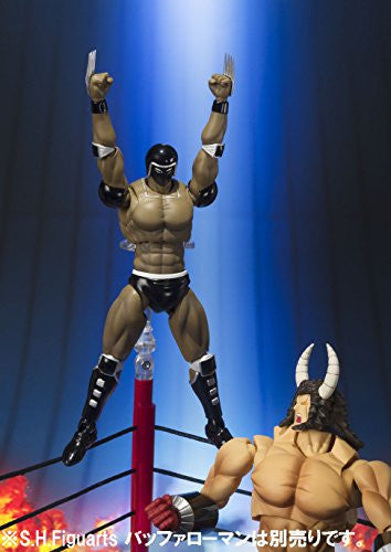 Image 6 for Kinnikuman - Warsman - S.H.Figuarts - Original Color Edition (Bandai)