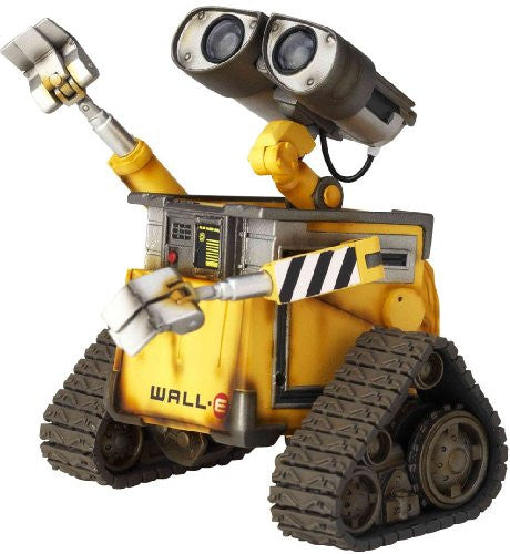 Image 1 for WALL-E - Revoltech - Revoltech Pixar Figure Collection - 2 (Kaiyodo Pixar The Walt Disney Company)