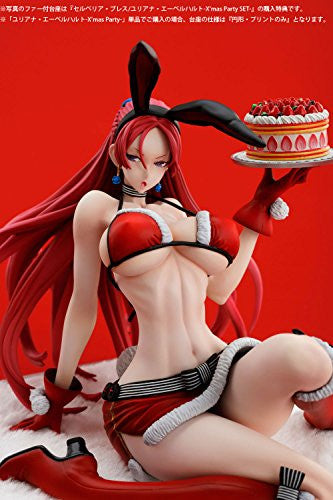 Image 3 for Senjou no Valkyria Duel - Juliana Eberhardt - 1/7 - X'mas Party