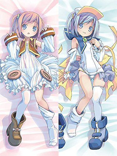 Image 1 for Moetan - Nijihara Ink - Pastel Ink - Dakimakura Cover - Ink 11 Years Old (Pastel Design)