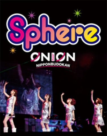 Image for Sphere Live 2010 Sphere On Love On Nippon Budokan