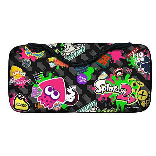 Image 3 for Splatoon 2 - Nintendo Switch Quick Pouch - Type B