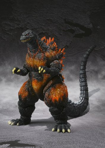 Image 7 for Gojira vs. Destoroyah - Burning Gojira - S.H.MonsterArts - Gojira (1995) (Bandai)