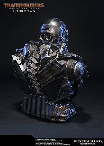 Image 10 for Transformers: Lost Age - Lockdown - Bust - Premium Bust PBTFM-13 (Prime 1 Studio)
