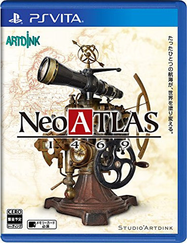 Image for Neo Atlas 1469