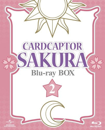 Image 2 for Cardcaptor Sakura Blu-ray Box 2 [Limited Edition]