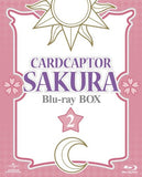 Thumbnail 2 for Cardcaptor Sakura Blu-ray Box 2 [Limited Edition]