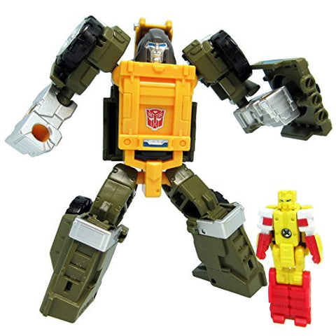 Image for Transformers - Brawn - Transformers Legends LG48