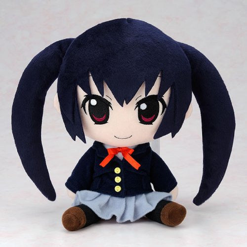 K-ON! - Nakano Azusa - Nendoroid Plus - Winter Uniform ver. - 041 (Gift Movic)