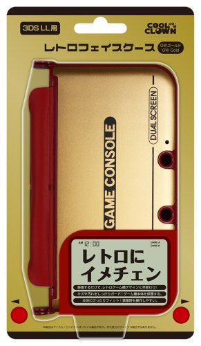 Image 1 for Retro Face Case for 3DS LL