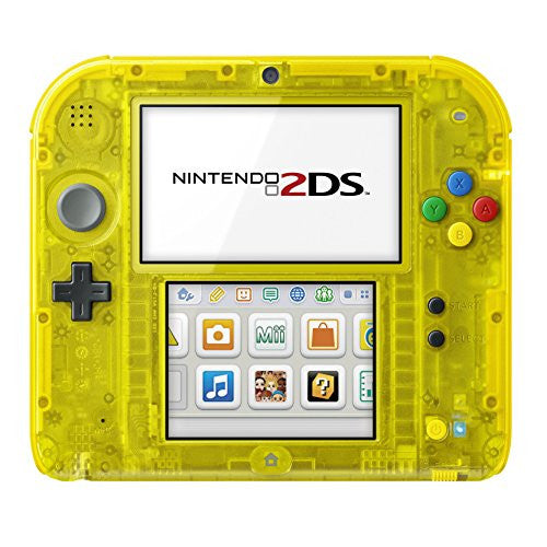 Image 3 for Nintendo 2DS Pokémon Pikachu Limited Edition
