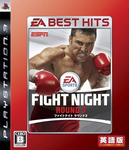 Image for Fight Night Round 3 (EA Best Hits)
