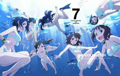Image 1 for The Idolm@ster 7 [DVD+CD Limited Edition]