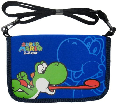Image 1 for Possum Shoulder Bag for 3DS LL (Yoshi Version)