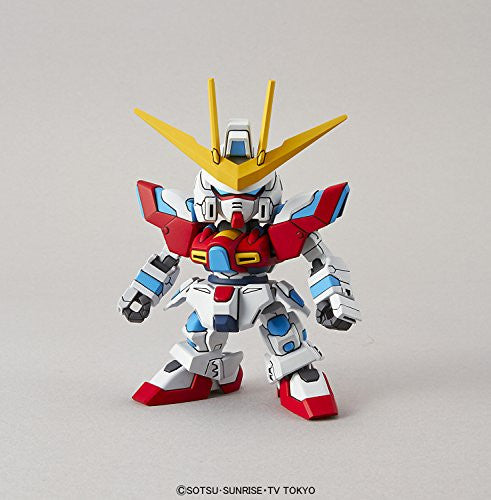 Image 3 for Gundam Build Fighters Try - TBG-011B Try Burning Gundam - SD Gundam EX-Standard 11 (Bandai)