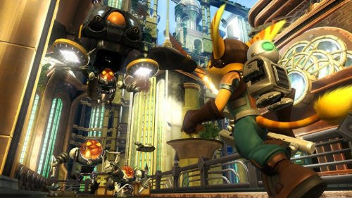 Image 2 for Ratchet & Clank Future: Tools of Destruction (PlayStation3 the Best)