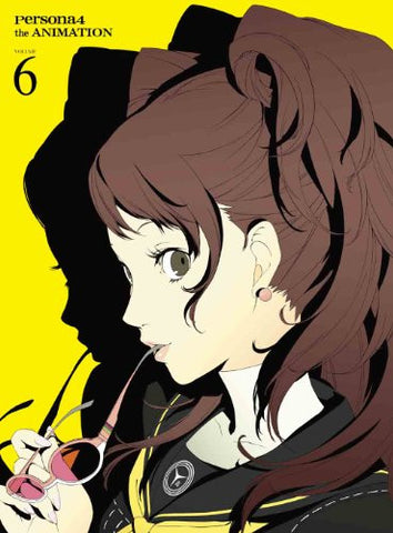Image for Persona 4 6 [Blu-ray+CD Limited Edition]