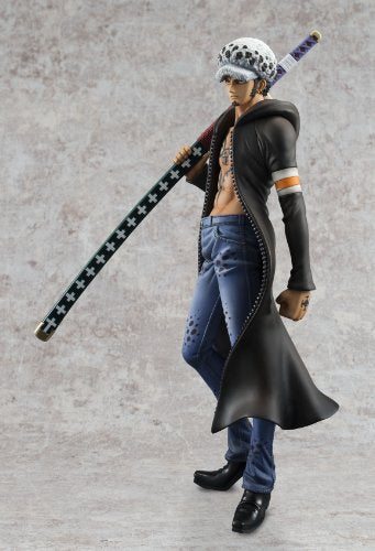 "Image 8 for One Piece - Trafalgar Law - Excellent Model - Portrait Of Pirates ""Sailing Again"" - Ver.2 (MegaHouse)"