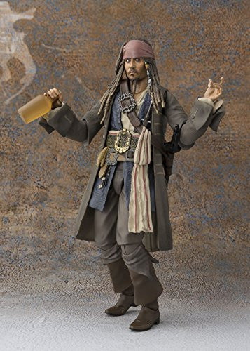 Image 14 for Pirates of the Caribbean: Dead Men Tell No Tales - Jack Sparrow - S.H.Figuarts