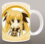 Thumbnail 1 for Mahou Shoujo Lyrical Nanoha ViVid - Fate T. Harlaown - Mug (Broccoli)