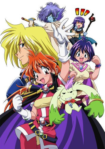 Image 1 for Slayers Revolution Vol.3