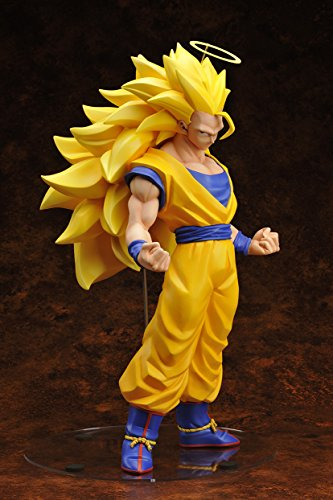 Image 2 for Dragon Ball Z - Son Goku SSJ3 - Gigantic Series (X-Plus)