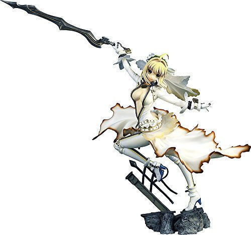 Image 1 for Fate/Extra CCC - Saber Bride - 1/7 (Wings Company)