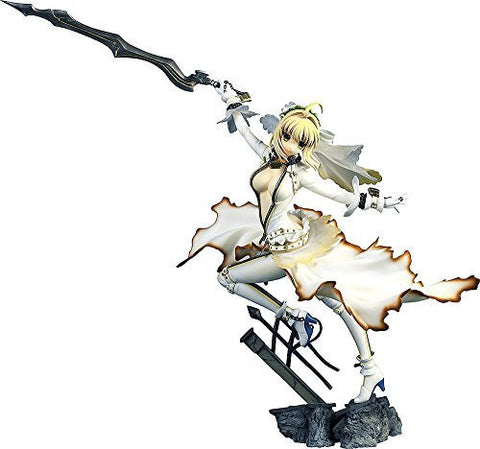 Image for Fate/Extra CCC - Saber Bride - 1/7 (Wings Company)
