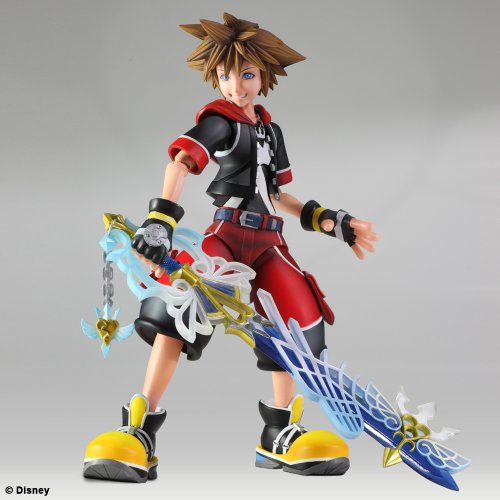 Image 2 for Kingdom Hearts 3D: Dream Drop Distance - Sora - Play Arts Kai (Square Enix)