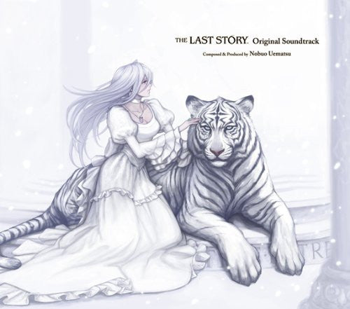 Image 2 for THE LAST STORY Original Soundtrack