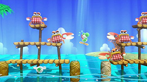 Image 11 for Yoshi's Woolly World [amiibo Set]