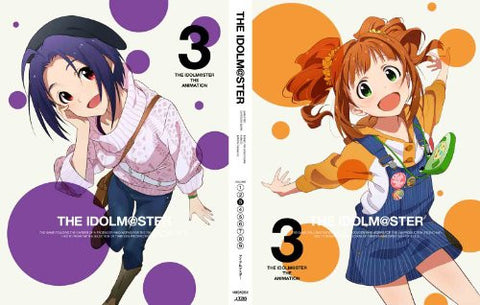 Image for The Idolm@ster 3 [Blu-ray+CD Limited Edition]