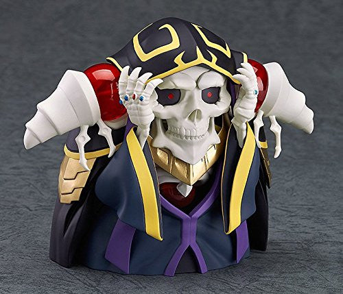 Image 4 for Overlord - Ainz Ooal Gown - Nendoroid #631 (Good Smile Company)