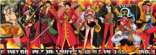 Image 1 for One Piece Film Z - Nico Robin - Film Z Charapos Collection - Stick Poster (Ensky)