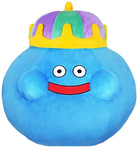 Image 1 for Dragon Quest IV - King Slime - Smile Slime - LL (Square Enix)