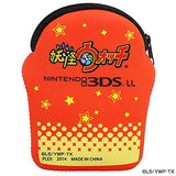 Thumbnail 3 for Youkai Watch Soft Pouch for 3DS LL (Jibanyan Ver.)