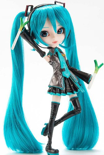 Image 2 for Vocaloid - Hatsune Miku - Pullip P-034 - Pullip (Line) - 1/6 (Groove)