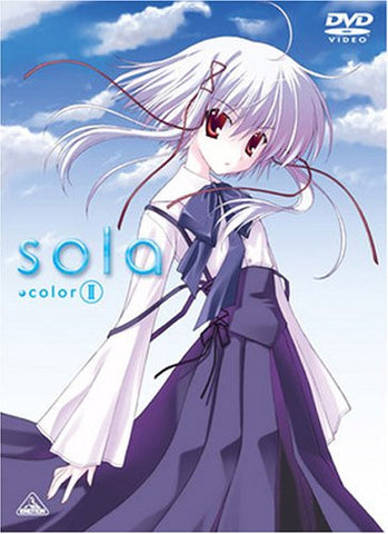 Image for Sola Color.II [DVD+CD Limited Edition]